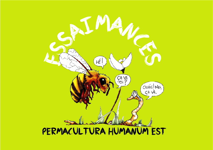 08/11/2018 – Réunion de présentation d'Essaimances et de la permaculture